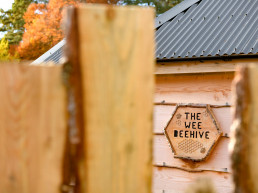 Sweet Donside Cabins and Sweetheart Cottage, dog-friendly holiday accommodation with hot tubs in the Cairngorms