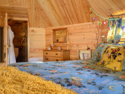 Romantic breaks in The Cairngorms | Sweet Donside Cabins