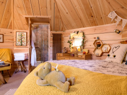 Romantic breaks in the Cairngorms | Sweet Donside Cabins and Sweetheart Cottage