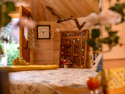 Magical holidays in Scotland | Sweet Donside Cabins and Sweetheart Cottage
