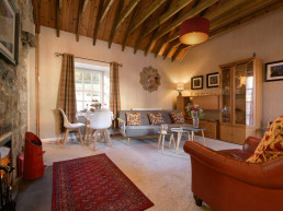 Romantic holiday cottage in the Cairngorms | Sweet Donside Cabins and Sweetheart Cottage