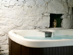Hot tub holidays in Scotland | Sweet Donside Cabins and Sweetheart Cottage